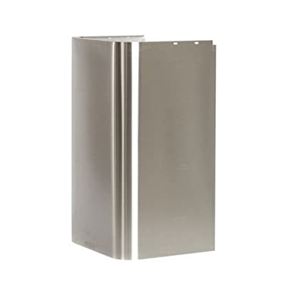 """Kobe CH1120DC-1 41"""" High Stainless Steel Telescopic Duct Cover for Select CH-27,, Stainless Steel"""