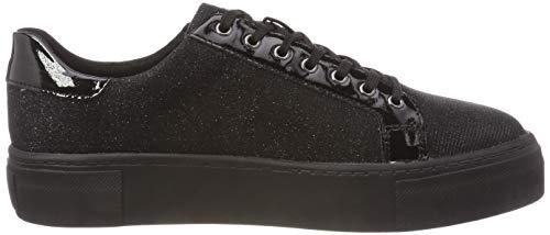 Sneakers Glam Basses 21 Noir 23730 Femme 43 black Tamaris RU1fq