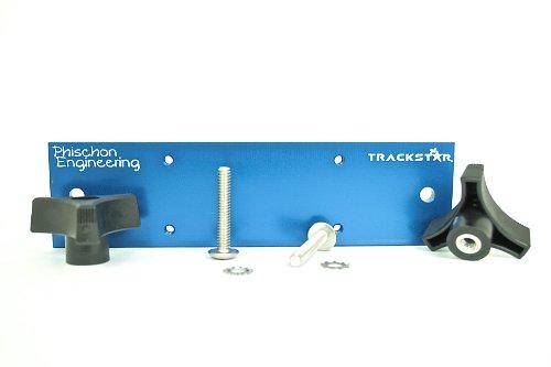 Gunnel Track Mount (Tracker Versatrack / Lund Sport Trak) Accessory Bracket ()