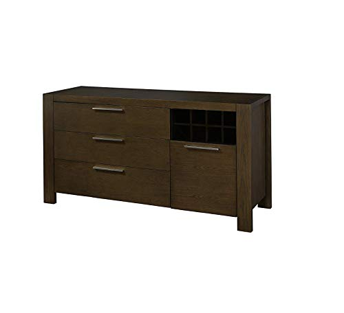 Hudson Sideboard - Wood & Style Furniture Hudson Sideboard Home Office Commerial Heavy Duty Strong Décor