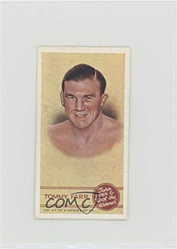 (Tommy Farr (Trading Card) 1934 Godfrey Phillips