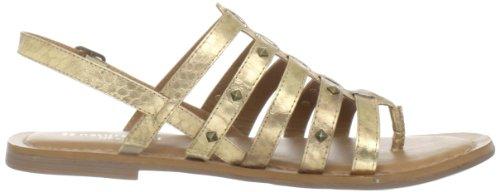 Naturalizer Akia - Sandalias de vestir de sintético para mujer dorado dorado 41