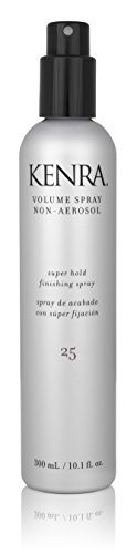 Kenra Non Aerosol Volume Spray 25 35 VOC 10 Ounce