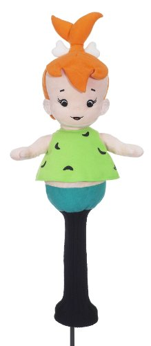 Licensed Pebbles Flintstone Golf Head Cover -