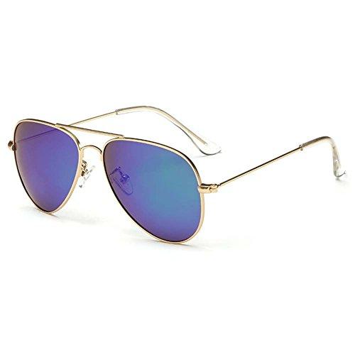 Evebright Kids Child(2~9yr Old) Classic Uv 400 Polarized Aviator Sunglasses