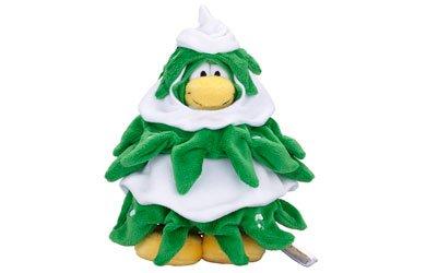 Disney Club Penguin Christmas Tree