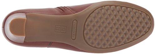 Third Aerosoles Toe Womens Leather Boots Ankle Tan Avenue Almond Fashion 55FZxw