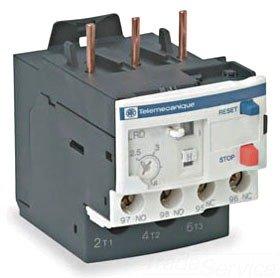 SCHNEIDER ELECTRIC Bimetallic Overload Relay 600-Volt 6A Iec LRD10 Busway Elbow