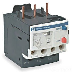 Square D Overload Relay, LRD06