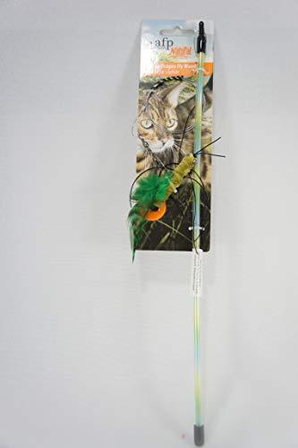 Varinha, Cat Bait Dragonfly Wand AFP para Gatos