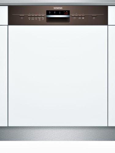 Siemens SN55L430EU iQ500 teilintegrierbarer Geschirrspüler / Einbau / A++ A / 12 Maßgedecke / 60 cm / umbra / 29Minuten / varioSpeed / EcoPlus