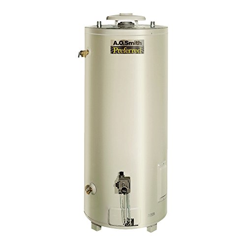 AO Smith BT-80 Tank Type Water Heater with Commercial Natural Gas
