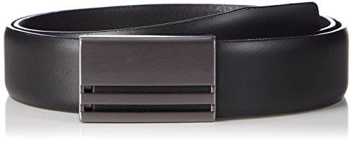 MLT Belts & Accessoires Herren Koppel-Gürtel Berlin, Gr. 90 cm, Schwarz (black 9000)