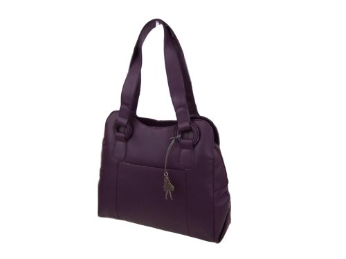 Vanita - Cartera de mano para mujer púrpura - morado