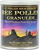 CC POLLEN BEE POLLEN GRANULES,CAN, 1 LB Review
