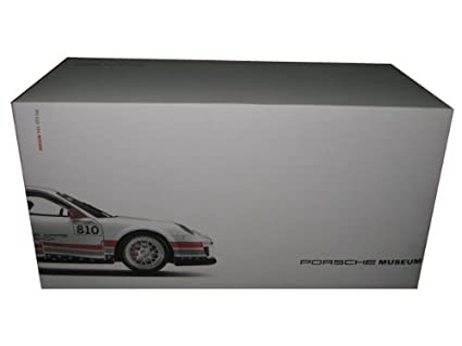 Porsche North America Team 911 GT3 CUP USA # 810 Museum Collection 1/18 by