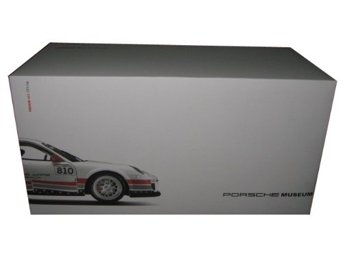 Porsche North America Team 911 GT3 CUP USA # 810 Museum Collection 1/18 by Welly 18033MB-GT-12A (Porsche Cup Gt3)
