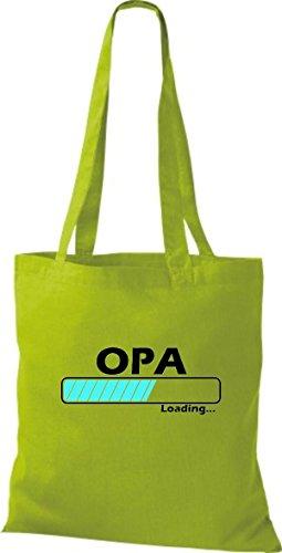 Tela De Para Bolso Verde Shirtstown Algodón Kiwi Mujer q6U7S