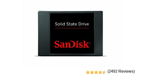 Sandisk SDSSDP-064G-G25 - Disco Duro sólido Interno SSD de 64 GB ...