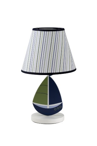 Nautica Zachary Lamp and Shade