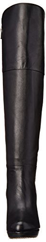 Adrienne Vittadini Calzature Donna Plymouth Slouch Boot Nero