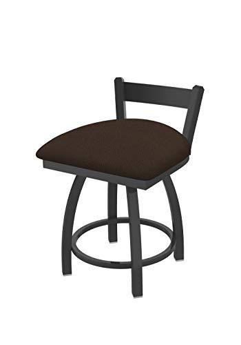 (Holland Bar Stool Co. 82118PW025 821 Catalina Low Back Swivel Vanity Bar Stool, Rein)