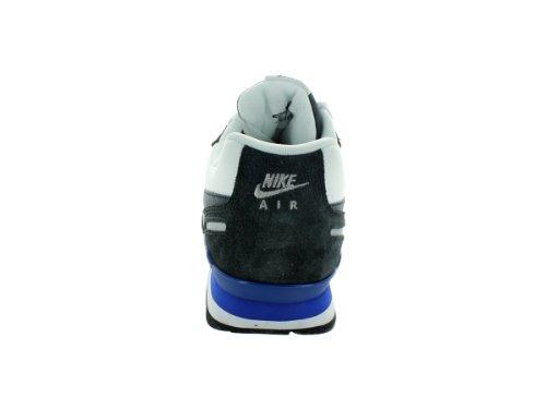 Nike Air Waffle Trainer, Scarpe da Ginnastica da Uomo White-obsidian-anthracite-hyper Blue