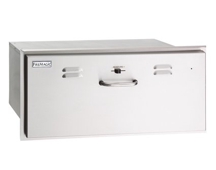 Fire Magic Aurora Electric Warming Drawer 33830-SW 30' RH Peterson
