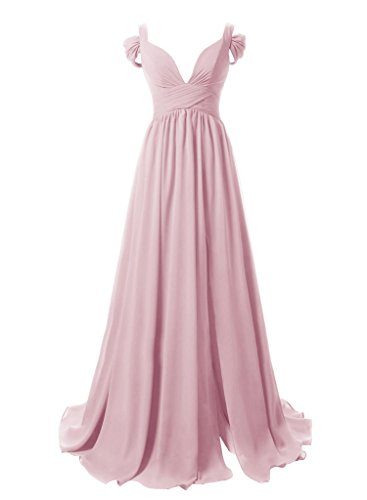 bridesmaid dresses side ruching - 8