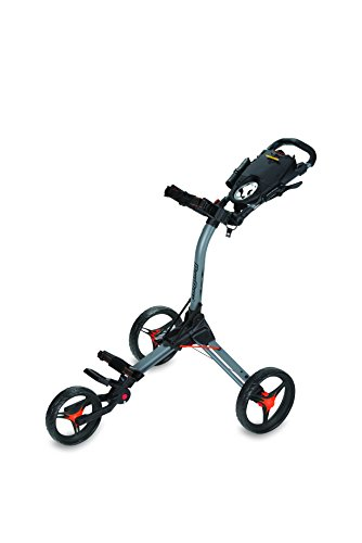 push cart orange - 4