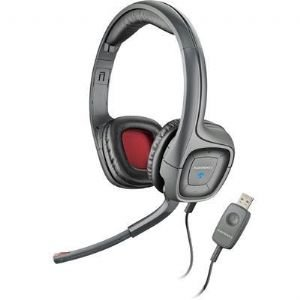 (AUDIO655USB - Plantronics .Audio 655 Stereo Headset Wired Connectivity - Stereo - Over-The-Head )