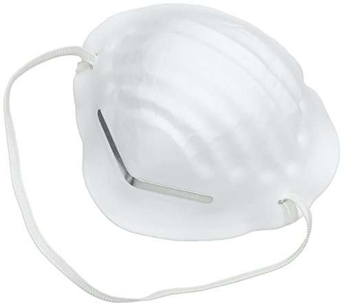 Pack Of 50 Silverline Comfort Dust Masks