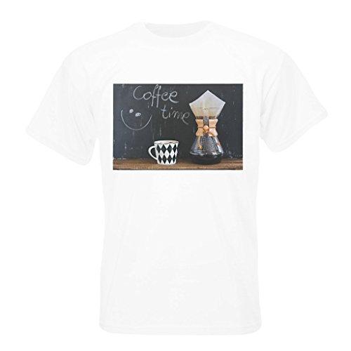 Devour Tee (Coffee, Drink, Beverage, Consume, Devour T-shirt)