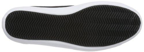 NIKE Defendre 599430-091 Herren Sneaker Schwarz (Black/Cool Grey-Volt-White)