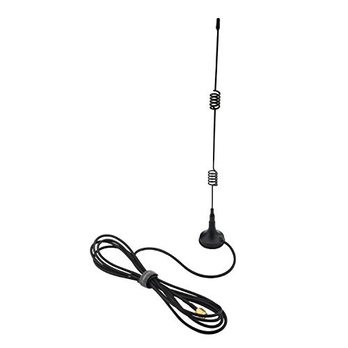 2.4GHz 7 DBI Booster Antenna SMA RP with Wireless Wlan ()