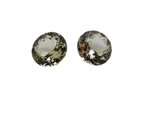 One 1.3 Ct. Zultanite Loose Gemstones 7mm Round Cut Cert of Auth (Cert Gem)