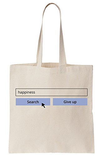 Up Give Search Internet Web Happiness Tote Canvas Bag wvCpqqWE