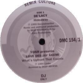 Foundations Hideaway - De'Lacy / Hideaway (Beat Foundation Remix)