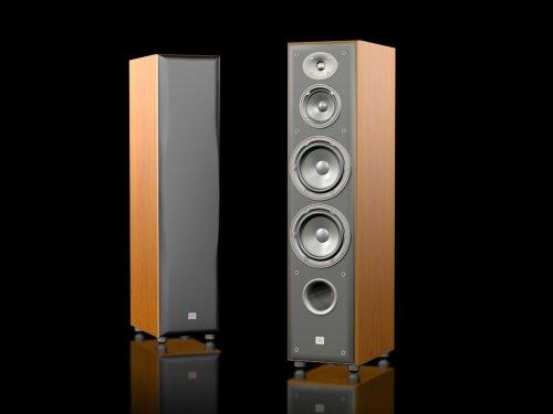 Onwijs JBL E80 3-Way Floorstanding Speaker (Cherry): Amazon.co.uk: TV QV-16
