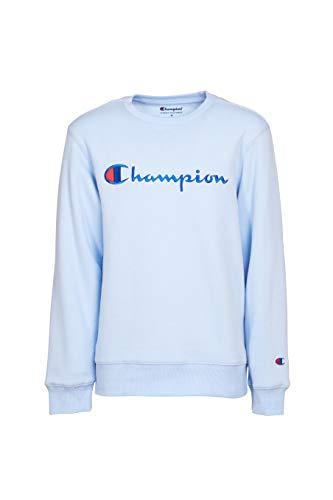 royal blue champion sweatshirt - 9