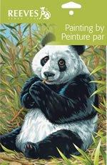 Reeves Medium Painting By Numbers - Panda