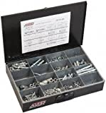 57212730 Import - 192 Piece, #10 to 1/2 Screw, Steel Anchor Assortment