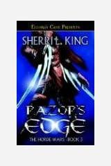 Razor's Edge (The Horde Wars) (Book 3) Paperback