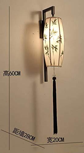 [Kopieren] -Lampe Moderne Chinesische Antike Wandleuchten Retro Chinesischen Stil Engineering Lampen Wohnzimmer Schlafzimmer Nachttischlampen