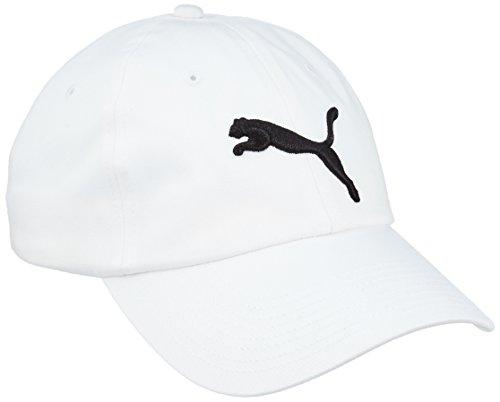 PUMA Cap ESS, White/Big Cat, OSFA, 052919 02