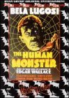 The Human Monster / Mystery Liner -
