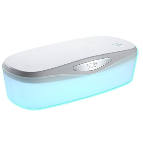 Elements Of Design Toothbrush - UV Ultraviolet Disinfection Box with USB Charged Multi-Functions Portable Suitable for Advanced Intimate Toy Care,Toothbrush,at Home,Travel,Hotels,etc.