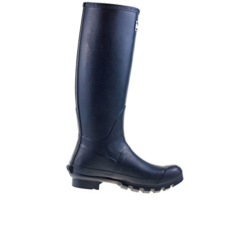 Boots Waterproof Navy Wellingtons Winter Womens Snow Barbour Bede Mid Calf OnAw08Aq