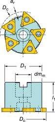 Grooving/Threading Cut A328-063Q19-13M