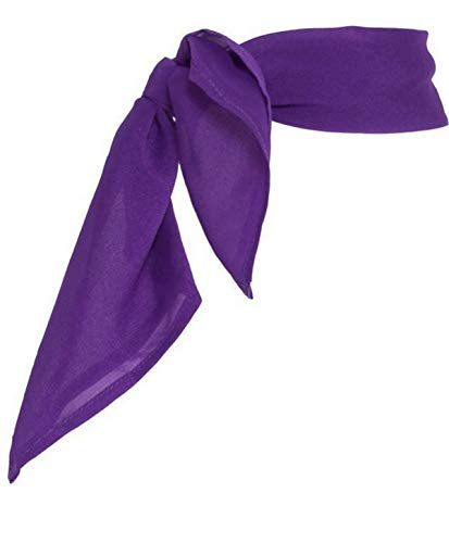 Disgust Scarf Purple Scarf for Women and